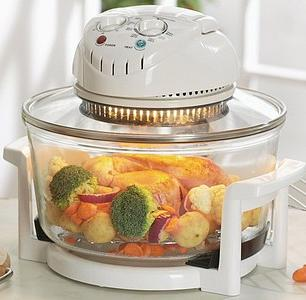 Clifford James 12Litre Halogen Cooker