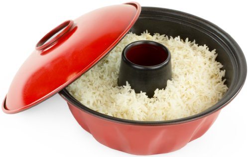 Andrew James Easy Cook, Cake Dish Or Rice Dish For Use With All 12 Litre Halogen Ovens Or Conventional Ovens